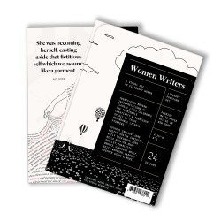 Women Writers Postcard Set