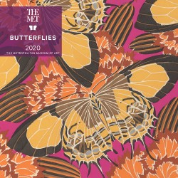 Butterflies 2020 Mini Wall Calendar