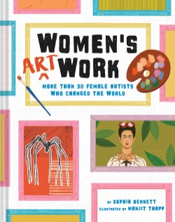 Women's Art Work More than 30 Female Artists Who Changed the World