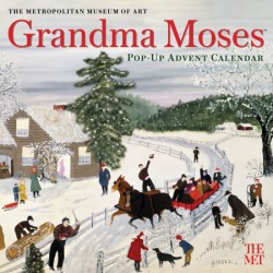 Grandma Moses Pop-up Advent Calendar
