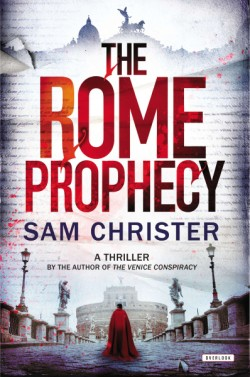 Rome Prophecy A Thriller