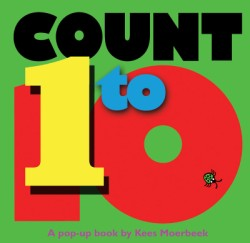 Count 1 to 10 A Pop-up Book