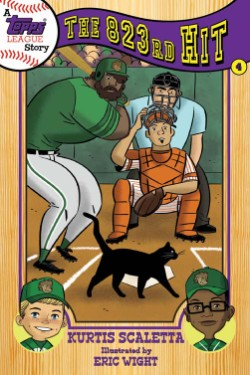 Topps League Story Book Four: The 823rd Hit