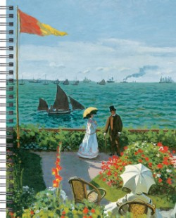 Impressionist Escapes 2021 Engagement Book