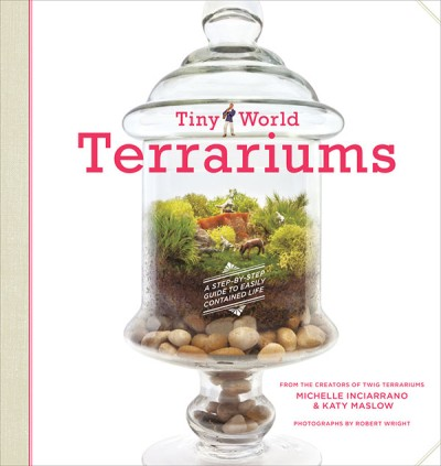 Tiny World Terrariums A Step-by-Step Guide to Easily Contained Life