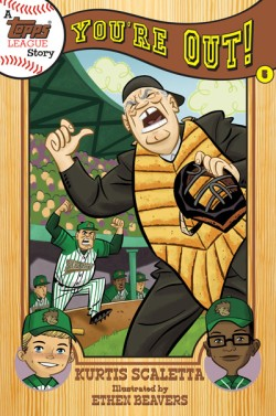 Topps League Story Book Five: You're Out!