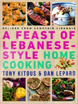 Feast of Lebanese-Style Home Cooking Recipes from Comptoir Libanais