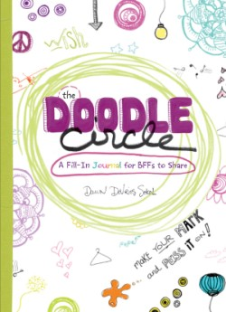 Doodle Circle A Fill-In Journal for BFFs to Share