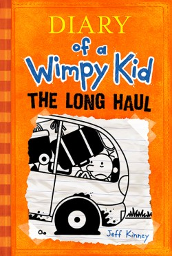 Long Haul (Diary of a Wimpy Kid #9)