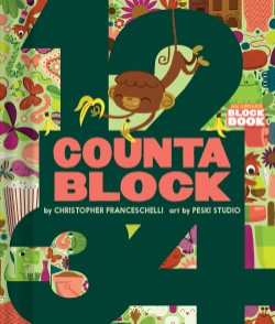 Countablock (An Abrams Block Book)