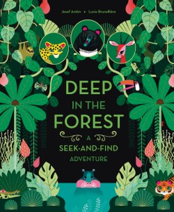 Deep in the Forest A Seek-and-Find Adventure