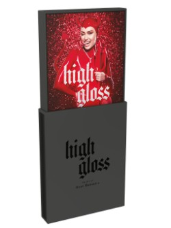 High Gloss: The Art of Vijat Mohindra (Author Signed Edition)