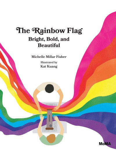Rainbow Flag Bright, Bold, and Beautiful