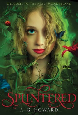 Splintered (Splintered Series #1) Splintered Book One