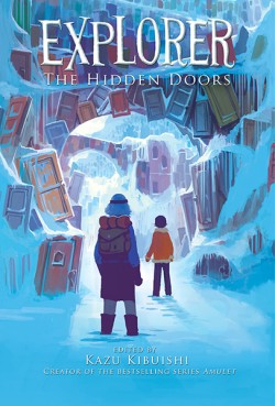 Explorer (The Hidden Doors #3)