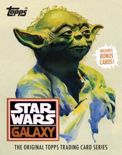 Star Wars Galaxy The Original Topps Trading Card Series