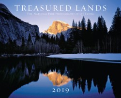 Treasured Lands 2019 Wall Calendar The National Park Photography of Q.T. Luong