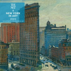 New York in Art 2020 Mini Wall Calendar