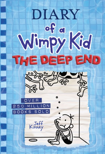 Deep End (Diary of a Wimpy Kid Book 15)