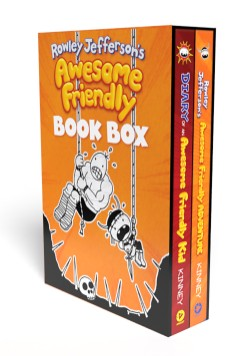 Rowley Jefferson's Awesome Friendly Book Box