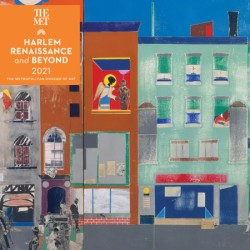 Harlem Renaissance and Beyond 2021 Wall Calendar