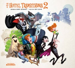 Art of Hotel Transylvania 2