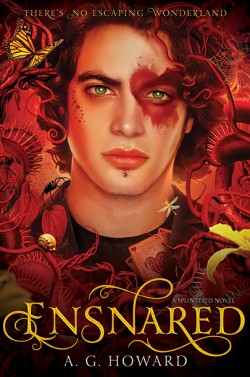 Ensnared (Splintered Series #3) Splintered Book Three