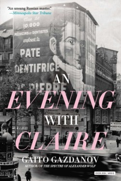 Evening with Claire A Novel