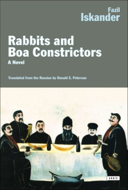 Rabbits and Boa Constrictors A Novel