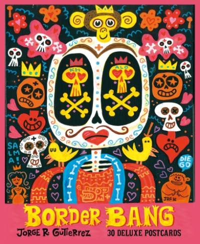 Border Bang 30 Deluxe Postcards
