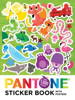 Pantone: Sticker Book with Posters