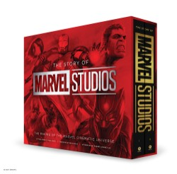 Story of Marvel Studios The Making of the Marvel Cinematic Universe