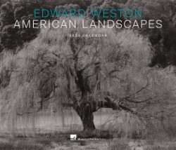 Edward Weston American Landscapes 2020 Wall Calendar