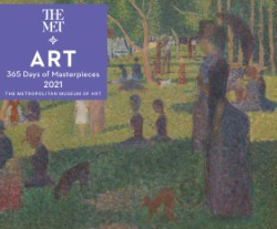 Art: 365 Days of Masterpieces 2021 Desk Calendar
