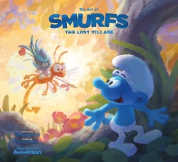 Art of Smurfs The Lost Village