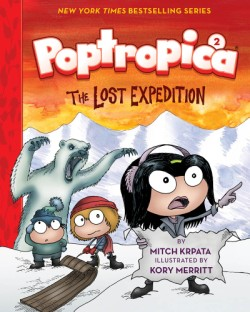 Lost Expedition (Poptropica Book 2)