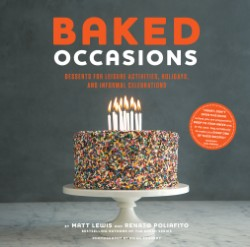Baked Occasions Desserts for Leisure Activities, Holidays, and Informal Celebrations