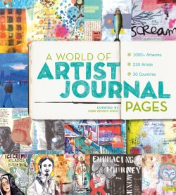 World of Artist Journal Pages 1000+ Artworks | 230 Artists | 30 Countries