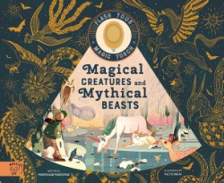 Magical Creatures and Mythical Beasts Illuminate more than 30 magical beasts!