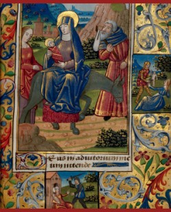 Western Illuminated Manuscripts in the Victoria and Albert Museum