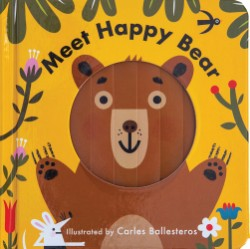 Meet Happy Bear (A Changing Faces Book)
