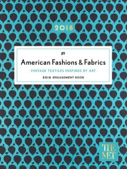 American Fashions & Fabrics 2018 Engagement Book