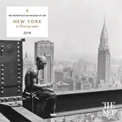 New York in Photographs 2019 Mini Wall Calendar
