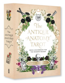 Antique Anatomy Tarot Kit Deck and Guidebook for the Modern Reader