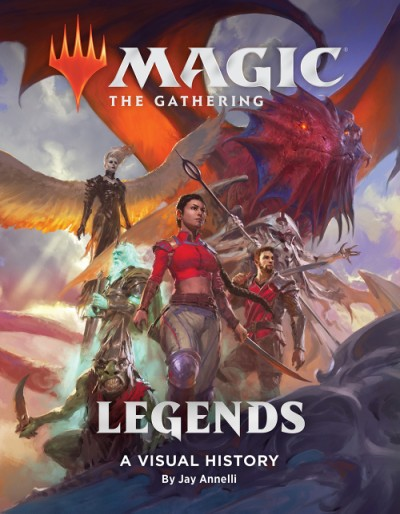 Magic: The Gathering: Legends A Visual History