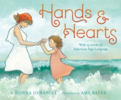 Hands & Hearts With 15 Words in American Sign Language