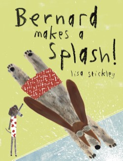 Bernard Makes a Splash
